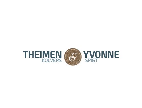 Theimen en Yvonne
