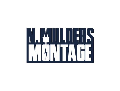 N.Mulders Montage logo