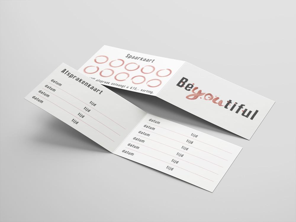 Beyoutiful spaarkaart